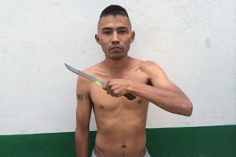 asaltante ecatepec