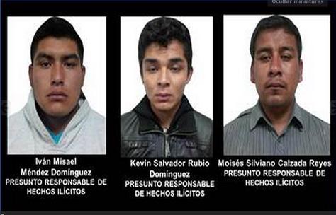 secuestradores puebla edomex 3