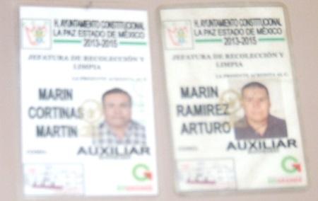 credenciales fraccionadores clandestinos de texcoco