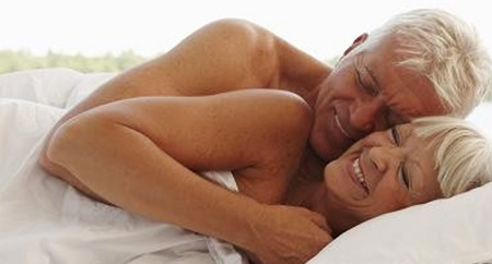 Sexo en la tercera edad