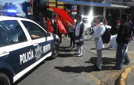 Antorchistas Texcoco