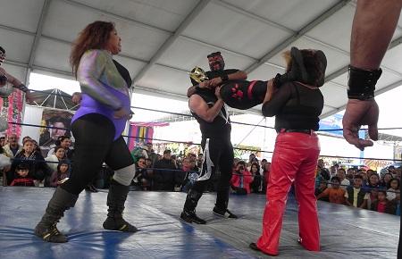 Lucha Libre Texcoco 3