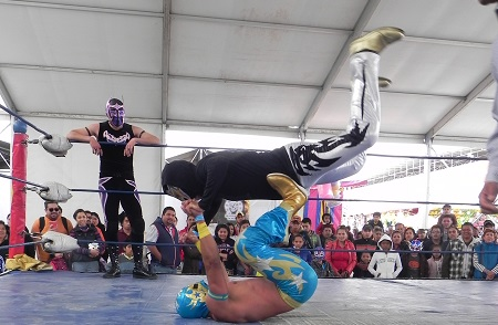 Lucha Libre Texcoco
