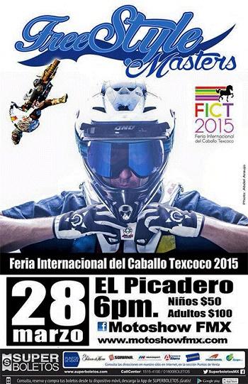 Motoshow FMX FICT 2015