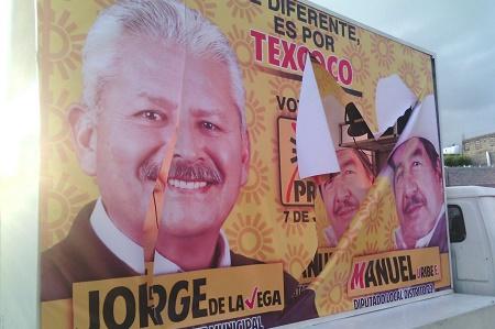 Jorge de la Vega Texcoco