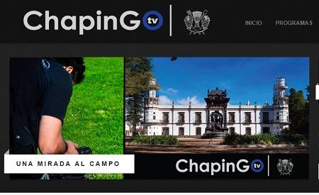 chapingo tv