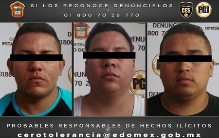 ratas df detenidos edomex