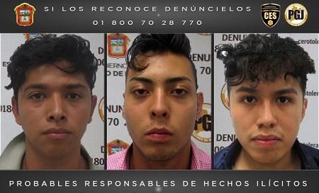 secuestradores ecatepec