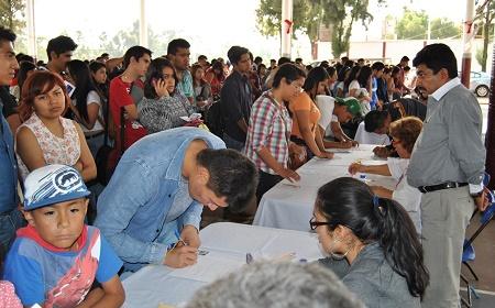 apoyo a universitarios texcoco