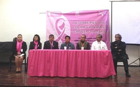 conferencias vs cancer Texcoco