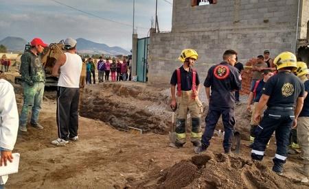 mueren trabajadores sismo