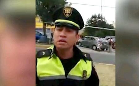 policia agresor edomex