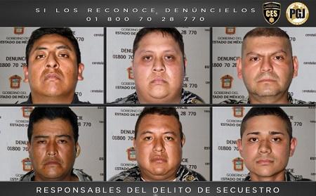polis sentenciados Atizapan