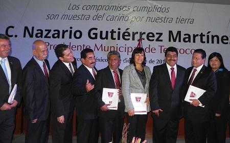 tercer informe de gobierno texcoco