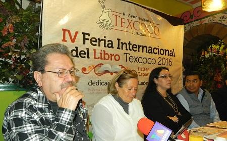Feria del libro texcoco