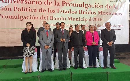 promulgacion del Bando municipal (3)