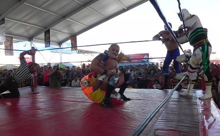 Lucha Libre FICT 6