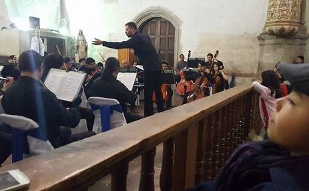 concierto OSM Acolman