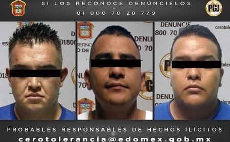 asaltantes Texcoco