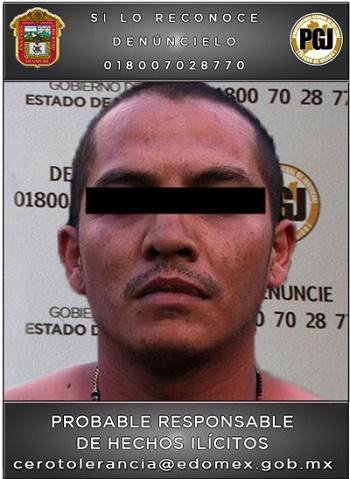 narcomenudista ecatepec