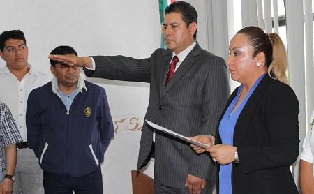 Leo Larraguivel Hinojosa juez civil Texcoco
