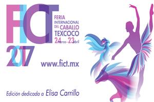 Feria Internacional del Caballo Texcoco 2016